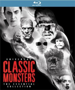 """Universal Classic Monsters: The Essential Collection includes eight of the most iconic monsters in motion picture history (including """"Bride"""") and is available on blu ray RIGHT HERE."""