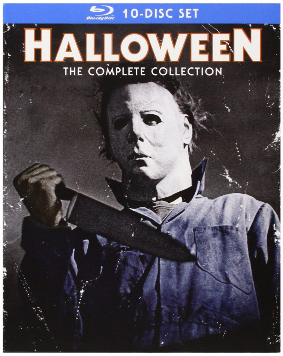 The Halloween: The Complete Collection box set includes all ten feature films is available on blu ray right here.