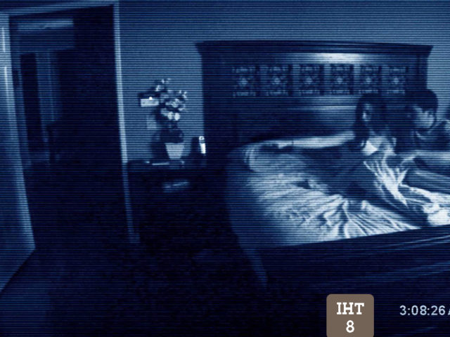 Indie Horror-thon: Paranormal Activity (2007)