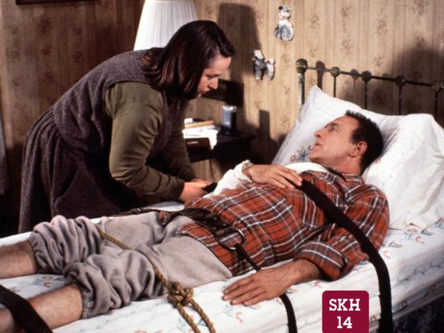 Stephen King Horror-Thon: Misery (1990)