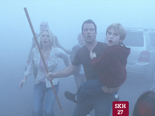 Stephen King Horror-Thon: The Mist (2007)