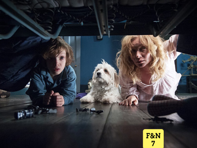 The Babadook (2014): A Parable of Motherhood and the Changing Shapes of Repressed Grief